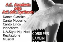 Accademia delle Arti dello Spettacolo Danza Canto Recitazione Viterbo
