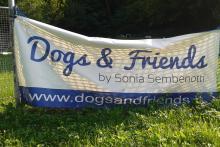 DOGS & FRIENDS by Sonia Sembenotti