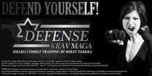 Defense Krav Maga
