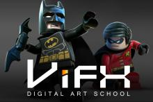 ViFX Digital Art School