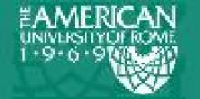 American University Of Rome