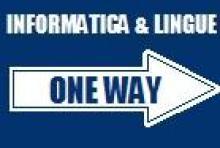 INFORMATICA & LINGUE ONE WAY