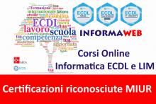 InFormaWEB Corsi Formazione ECDL