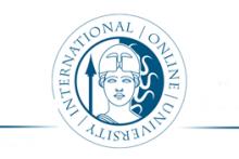 INTERNATIONAL ONLINE UNIVERSITY