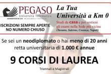ECP CESCOND UNIVERSITA' PEGASO