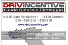 DRIVINCENTIVE-ACI Genova