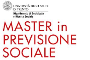 Università di Trento - Master in Previsione Sociale