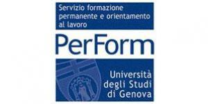 Università degli Studi di Genova PerForm