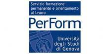Università degli Studi di Genova PerForm