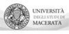 Università degli Studi di Macerata - Sc. della Formazione
