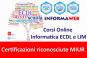 InFormaWEB Corsi Formazione ECDL online