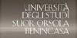 UNISOB - Facoltà di Lettere