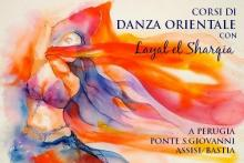 Layal el Sharqia Oriental Dance