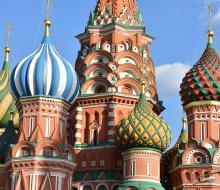 architettura della russia