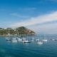 Barche a Porto Rotondo per la Regatta di ESCP Europe