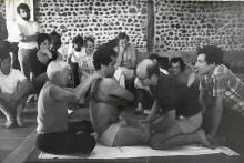 Françoise Mézières e Jean Marc Cittone