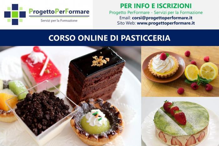 Corso Online Di Pasticceria Online Progetto Performare Emagister