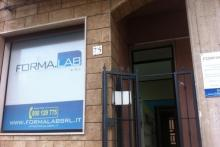 Forma.Lab sede operativa di Cinisi