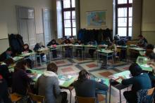 Corso in aula - Torino -istituto Faa di Bruno