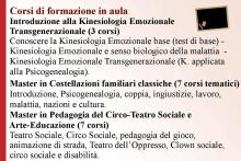 Offerta formativa in aula - Torino