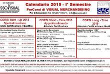 Calendario Corsi Assovisual