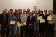 Seminario Bocca-Management gruppo con diploma