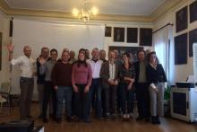 Seminario Piede-Occhio foto gruppo iscritti
