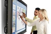 aula multimediale e interattiva LIM SMART