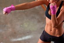 Difesa personale e preparazione fisica