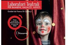 Laboratori Teatrali a Pisa Teatro di Bo'- bambino a teatro