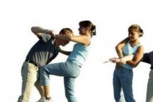 difesa personale femminile