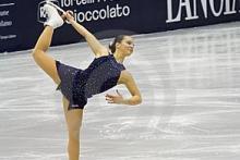 Roberta Rodeghiero - medaglia bronzo campionati italiani 2012
