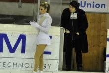 Sara Delfinetti e coach Franca Bianconi
