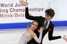 Bianca Mancorda Niccolo Macii- squadra nazionale junior coppie