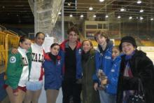 Squadra Sesto Ice Skate al trofeo Nesquik di Tourun 2010