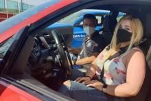 Programma SpecialMente - Tutti i nostri corsi di guida sicura e sportiva sono accessibili anche ai disabili, in tutti gli autodromi, su una vettura BMW M240i.
