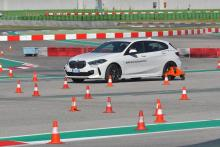 Guida Sicura - Esercizio Skid Car.