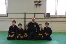 Coso Ninja Kids (arti marziali per bambini)