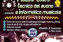 Corso Tecnico del Suono e Informatica Musicale a Reggio Calabria
