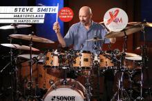 Masterclass di Steve Smith - Torino - 15 Marzo 2015 presso la X4M Perform School