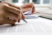 Corso editoria: Editing, correzione di bozze, redazione