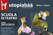 Scuola dei teatro - Milano - Napoli