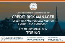 Corso per Credit Manager - TORINO 2017