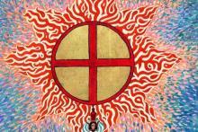 Un'immagine contenuta all'interno del Libro Rosso di Jung