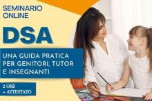 Seminario DSA - Guida per genitori, tutor ed insegnanti