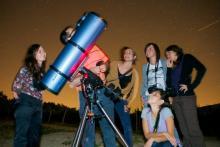workshop fotografia astronomica
