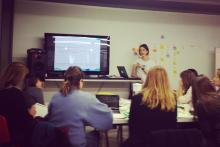 Workshop Digital Ecosystem in Aula