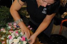 corso di wedding flower design
