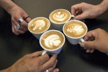 Latte Art Time