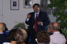 """Scuola estiva """"Stefano Buffardi"""", I edizione, Ventotene 2010. Buffardi"""